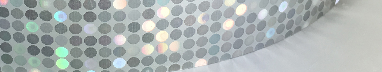 pretty-sticky-silver-rainbow-dots-banner